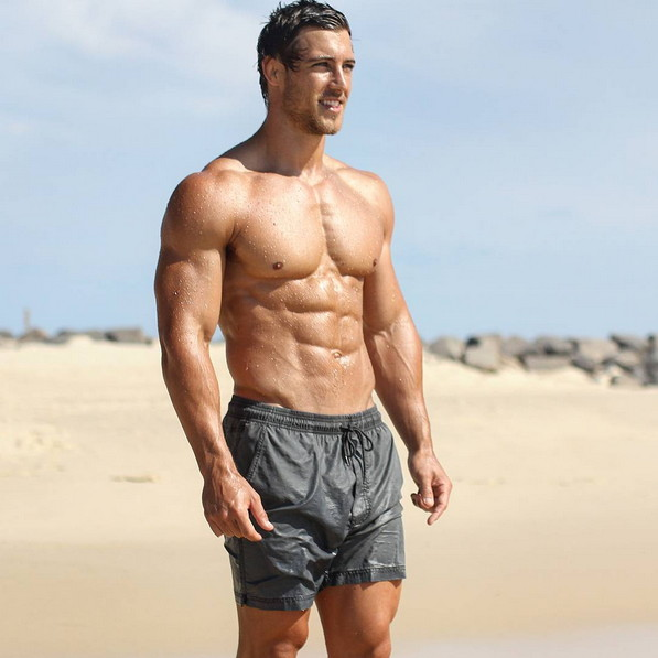 Kayne Lawton Barechested Images and Videos
